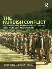 The Kurdish Conflict:  International Humanitarian Law and Post-Conflict Mechanisms