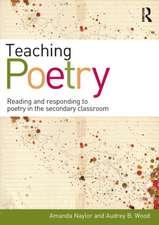 Teaching Poetry