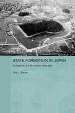 State Formation in Japan:  Emergence of a 4th-Century Ruling Elite