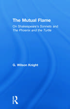 Knight, W: Mutual Flame - Wilson Knight V