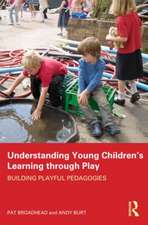 Understanding Young Children's Learning Through Play