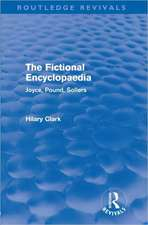The Fictional Encyclopaedia (Routledge Revivals)