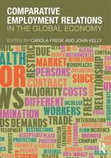 Comparative Employment Relations in the Global Economy:  Qualitative Inquiry as a Path to Empowerment