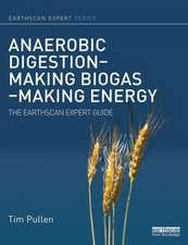 Anaerobic Digestion Making Biogas Making Energy:  The Earthscan Expert Guide