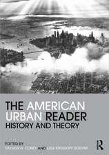 The American Urban Reader