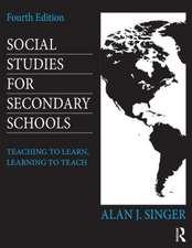 Social Studies for Secondary Schools