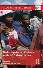 Reducing Armed Violence with Ngo Governance:  Criticism and Debates