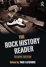 The Rock History Reader:  Worrying about Students, Schools, and America's Future