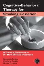 Cognitive-Behavioral Therapy for Smoking Cessation:  A Practical Guidebook to the Most Effective Treatments