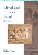 Ritual and Religious Belief:  A Reader