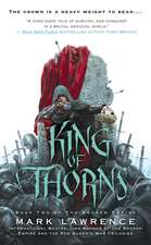 King of Thorns (The Broken Empire #2)