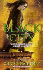 Black City: A Black Wings Novel