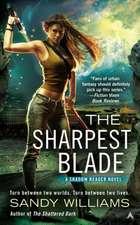 The Sharpest Blade: A Shadow Reader Novel