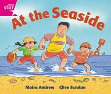 Rigby Star Guided Reception: Pink Level: At the Seaside Pupil Book (Single)