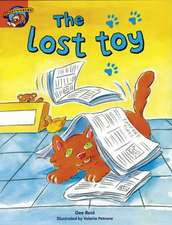 Literacy Edition Storyworlds Stage 1, Animal World, The Lost Toy