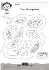 Storyworlds Yr1/P2 Stage 5, Animal World, Workbook ( 8 Pack)
