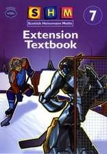 Scottish Heinemann Maths 7: Extension Textbook (single)