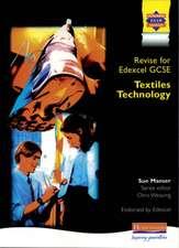 Revise for Edexcel GCSE Textiles Technology