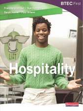 BTEC First Hospitality