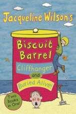 Jacqueline Wilson Biscuit Barrel