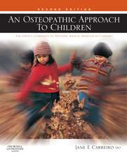 An Osteopathic Approach to Children