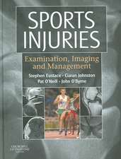 Sports Injuries: Examination, Imaging & Management