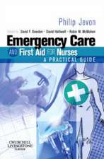 Emergency Care and First Aid for Nurses: A Practical Guide