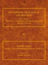 Stroke Part I: Basic and epidemiological aspects
