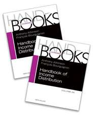 Handbook of Income Distribution, Vol 2A