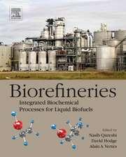 Biorefineries
