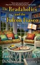 The Readaholics and the Falcon Fiasco:  A Book Club Mystery