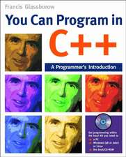 You Can Program in C++: A Programmer′s Introduction