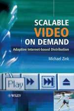 Scalable Video on Demand: Adaptive Internet–based Distribution