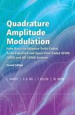 Quadrature Amplitude Modulation: From Basics to Adaptive Trellis–Coded, Turbo–Equalised and Space–Time Coded OFDM, CDMA and MC–CDMA Systems