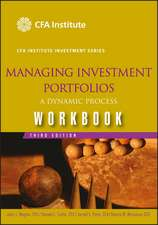 Managing Investment Portfolios: A Dynamic Process, Workbook