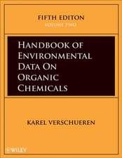 Handbook of Environmental Data on Organic Chemicals: Print and CD Set