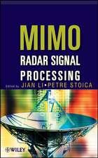 MIMO Radar Signal Processing