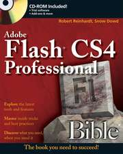 Flash® CS4 Professional Bible