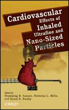 Cardiovascular Effects of Inhaled Ultrafine and Nano–Sized Particles