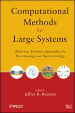 Computational Methods for Large Systems: Electronic Structure Approaches for Biotechnology and Nanotechnology