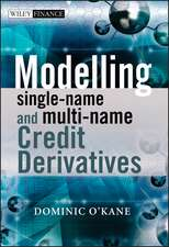 Modelling Single–name and Multi–name Credit Derivatives