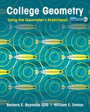 College Geometry: Using the Geometer′s Sketchpad