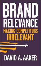 Brand Relevance: Making Competitors Irrelevant