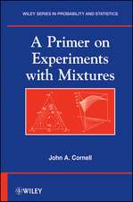 A Primer on Experiments with Mixtures