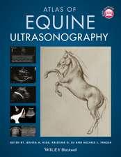 Atlas of Equine Ultrasonography