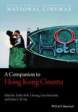 A Companion to Hong Kong Cinema