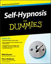 Self–Hypnosis For Dummies