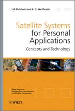 Satellite Systems for Personal Applications: Concepts and Technology