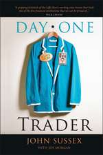 Day One Trader: A Liffe Story