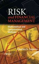 Risk and Financial Management: Mathematical and Computational Methods